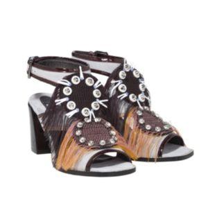 DOROTHEE SCHUMACHER | Wild Embroidery Heels